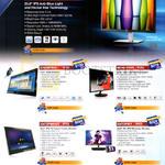 AOC Monitors Newstead USB IPS I2476VWM6, E1659FWU, M2461FWH, I2472PWHUT, I2473PWY