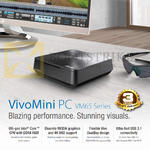 Desktop PC VivoMini PC VM65 Series Features