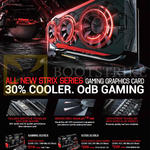 Graphics Video Cards AMD Strix R7370 R9380 R9390X