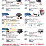 Mini PCs VivoMini UN65H, VC65R, Chrome Bio CS10 Stick PC, VM62N, VM42