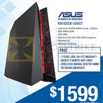 Newstead Desktop PC ROG G20CB-SG002T