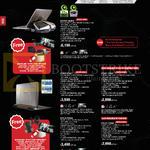 Notebooks GX700VO-GC009T, G752VT-T7041T, G752VT-T7020T, G751JY-T7252H, G751JY-T7368H
