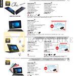 Notebooks Transformer Book Chi Flip T300CHI-FH014H, FL006H, T100CHI-FG007B, TP200SA-FV0111T, TP301UA-DW129T, T100HA-FU006T