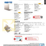 Notebooks Zenbook UX305UA-FB004T, UX305CA-FB055T, UX305UA-FC013T, UX305CA-FC094T, FC004T, UX303UB-DQ028T, R4074T