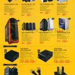 Gaming PC Case, Power Supply, Accessories, Microtron T2X, T2Z, Hectotron T3X, Teratron T7, Zetatron T9X, Elvatron T11, Xonatron T13, Voltron, Trooper