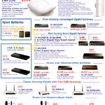 Asia Radio TP-Link Indoor Access Points, Gigabit Switches, Ethernet Switches, 5dBi Antennas, Powerline Adapters