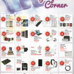 Best Denki Gadgets Corner Phone Cases, Battery Case, Phone Dock, Keyboard Folio, Speakers, USB Dongle, SSD, MicroSD Card, Smartband, Cable, Selfie Stick