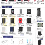 argus Cases, Accessories, Sleeves, Slipcases, USB Cable, Lightning Cable, Charging Plug