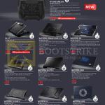 Cooling Pads, Notepal, X3, Ergostand Lite, I300, U2 Plus, X-Slim, L1