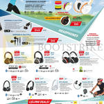 Headphones Outlier, Aurvana In-Ear3 Plus, 2 Plus, Platinum, Gold, Live 2, HITZ WP380, MA2600, Creative WP-450, WP-250