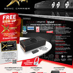 Speaker Systems Roar, IRoar Intelligent Hifi, Killer, Ecosystem, Rock, Xtreme Privilege Card