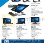 AIO Desktop PCs Inspiron 24 7000, 24 3000, 24 5000 Series