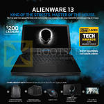 Alienware Notebook 13