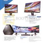 Dell Monitors SE2417HG, SE2716H, S2716DG, S2216H, S2316H, S2715H