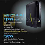 Newstead Desktop PCs Alienware X51