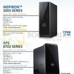 Newstead Desktop PCs Inspiron 3000, XPS 8700 Series