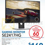 Newstead Monitor SE2417HG Gaming
