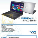 Newstead Notebook Inspiron 14 5000 Series