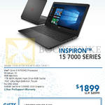 Newstead Notebook Inspiron 15 7000 Series (2)