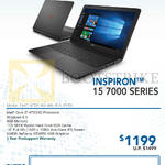 Newstead Notebook Inspiron 15 7000 Series