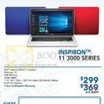 Newstead Notebooks Inspiron 11 3000 Series