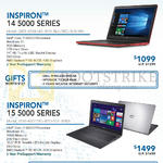 Newstead Notebooks Inspiron 14 5000, 15 5000 Series