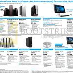 Desktop PCs Envy Phoenix, Envy, Pavilion, Slimline, Pavilion Mini