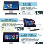 Newstead AIO Desktop PCs PAV 23-Q151D, Q025D, Q026D