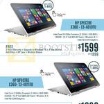 Newstead Notebooks Spectre X360-13-4010TU, 4011TU