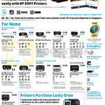 Printers Deskjet, Envy E-All-In-One, Officejet, Laserjet Pro, Free Gifts, 3630 4520 5540 5640 7640 3830 4650