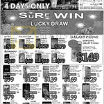 J2 Sure-Win Lucky Draw Mobile Phones Getek, Galaxy Tab, Mi, Lenovo, Asus, Xiaomi