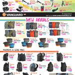 Vanguard Bags, Bagpacks, Sling Bags, Spend N Redeem