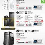 Desktop PCs Ideacentre 200, 300S, 700