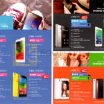 Lenovo Mobile Phones Vibe A1000, A2010, A6000 Plus, A7000 Plus, P1, P1m, S1, Shot