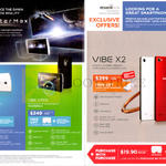 Lenovo Mobile Phones Vibe X3, A7010, X2, TheaterMax