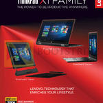 Notebooks Featured ThinkPad X1 Tablet, Yoga, Carbon