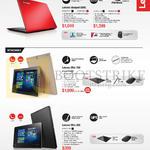 Notebooks Ideapad 500S, Miix 700, Miix 300