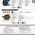 Notebooks ThinkPad E460, Yoga