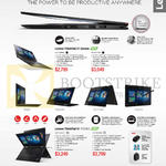 Notebooks ThinkPad X1 Family Carbon, Yoga