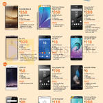 M1 Mobile Phones Huawei Mate 8, P8 Lite, Samsung Galaxy Note 5, A7, S6 Edge Plus, Sony Xperia Z5 Premium, C5 Ultra, Z5, LG V10, G4 Dual, Oppo F1, ZTE Axon