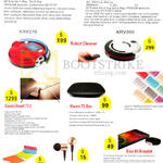 NewStar Robot Cleaners, Xiaomi Smart TV2, TV Box, Router Mini, Pisten Headphones, Xioo Mi Bracelet