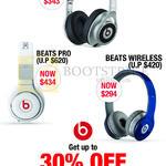 Beats Headphones, Executive, Pro, Wireless