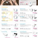 Innergie LifeHub USB Hub, PowerJoy Wall Chargers, PowerCombo, Lightning