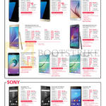 Singtel Mobile Phones Samsung, Sony, Galaxy S7, S7 Edge, S6, Note 5, Note 4, A5, Tab S2 8.0, 9.7, Sony Xperia Z5, Z5 Premium, M5