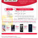 Singtel Sim Only Plan, Mobile Phones, Starter Pack, Samsung Galaxy S6, Oppo R7s, Sony Xperia M5, LG V10
