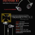 Treoo Echobox Earphone The Finder X1