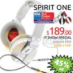 Treoo Headphones Focal Spirit One Headphones