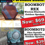 Treoo PwP Speakers Boombot Rex, 2
