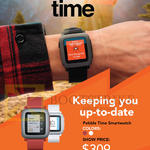 Treoo Smartwatch Pebble Time
