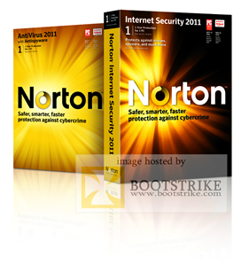 Norton Internet Security 2011 & Norton Antivirus 2011